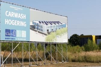 carwash, wasstraat, Hogering