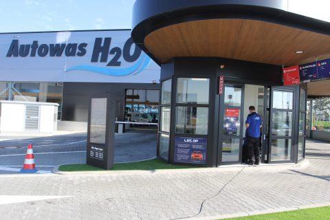 H2O Bleiswijk, carwash, Martin van Poortvliet, wasstraat,