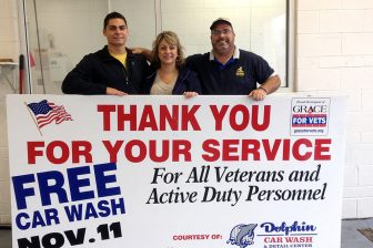 carwash, grace for vets