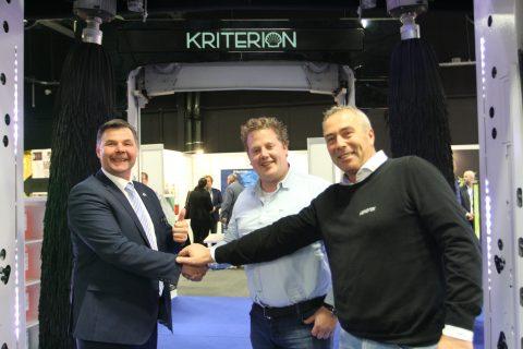 Van links naar rechts: Pierre Kriegen, Arien van Essen en Thijs Stam.